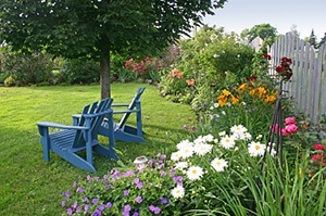 Flower Garden Design artsy garden Flower Garden Design Tips